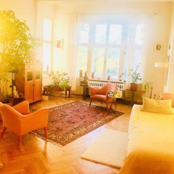 Raum für Transformation Berlin, © Naráyani A. Aspa